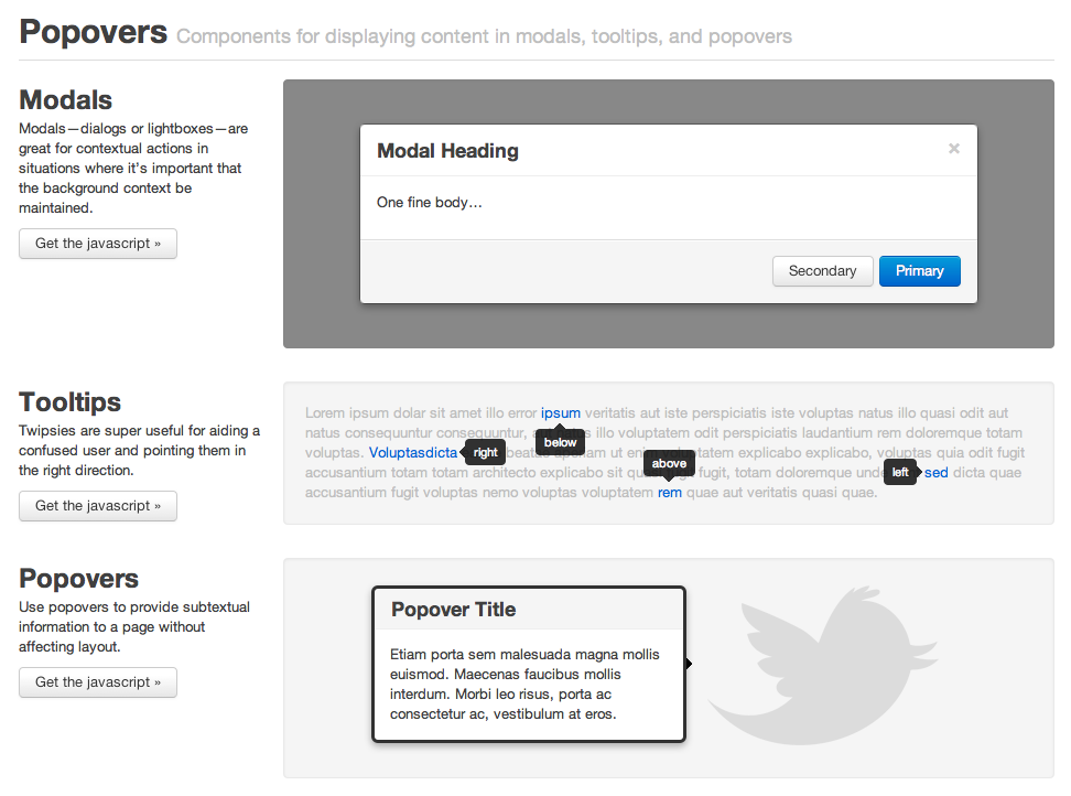Third Mind Bootstrap From Twitter